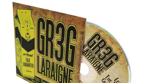 cds in printed card wallets, dvd printed sleeves