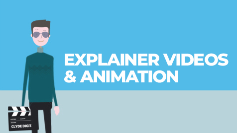 explainer video production & animation, glasgow, scotland, by clyde digital.